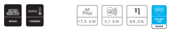 Stufe e climatizzatori - termocamino TKR - Kalore & Benessere il clima ideale a casa tua, sempre - Termocamino TKR
