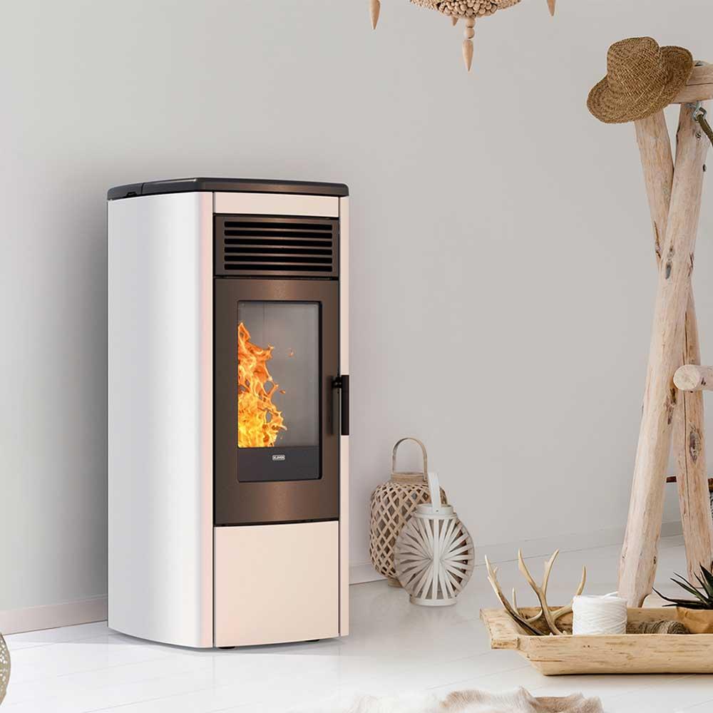 Stufe e climatizzatori - kendra - Kalore & Benessere il clima ideale a casa tua, sempre - REA 100
