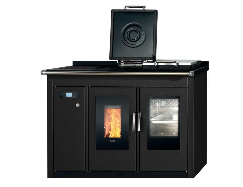 Stufe e climatizzatori - nina - Kalore & Benessere il clima ideale a casa tua, sempre - SMART 120 BT