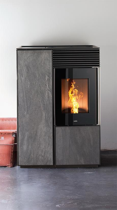 Stufe e climatizzatori - Style 180 Plus - Kalore & Benessere il clima ideale a casa tua, sempre - Stufa A10 Light