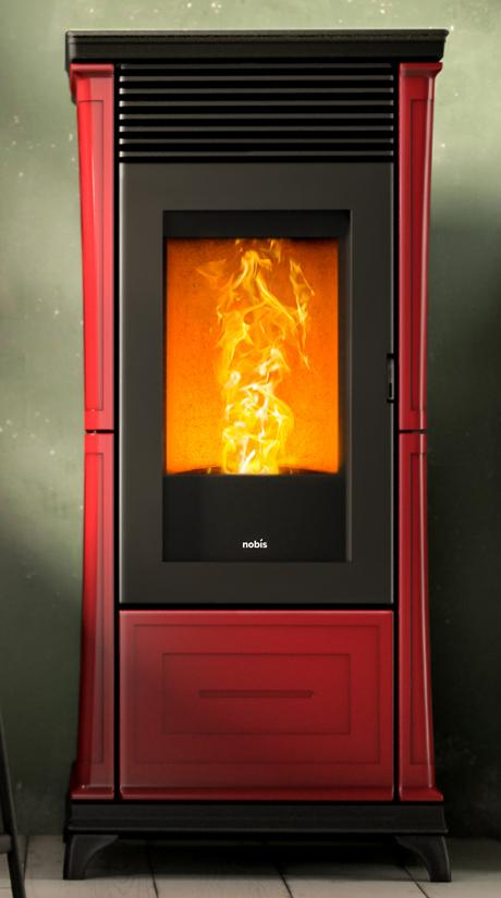 Stufe e climatizzatori - Style 180 Plus - Kalore & Benessere il clima ideale a casa tua, sempre - A10 CLASSIC V PLUS