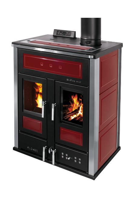 Stufe e climatizzatori - nina - Kalore & Benessere il clima ideale a casa tua, sempre - BI-FIRE MID