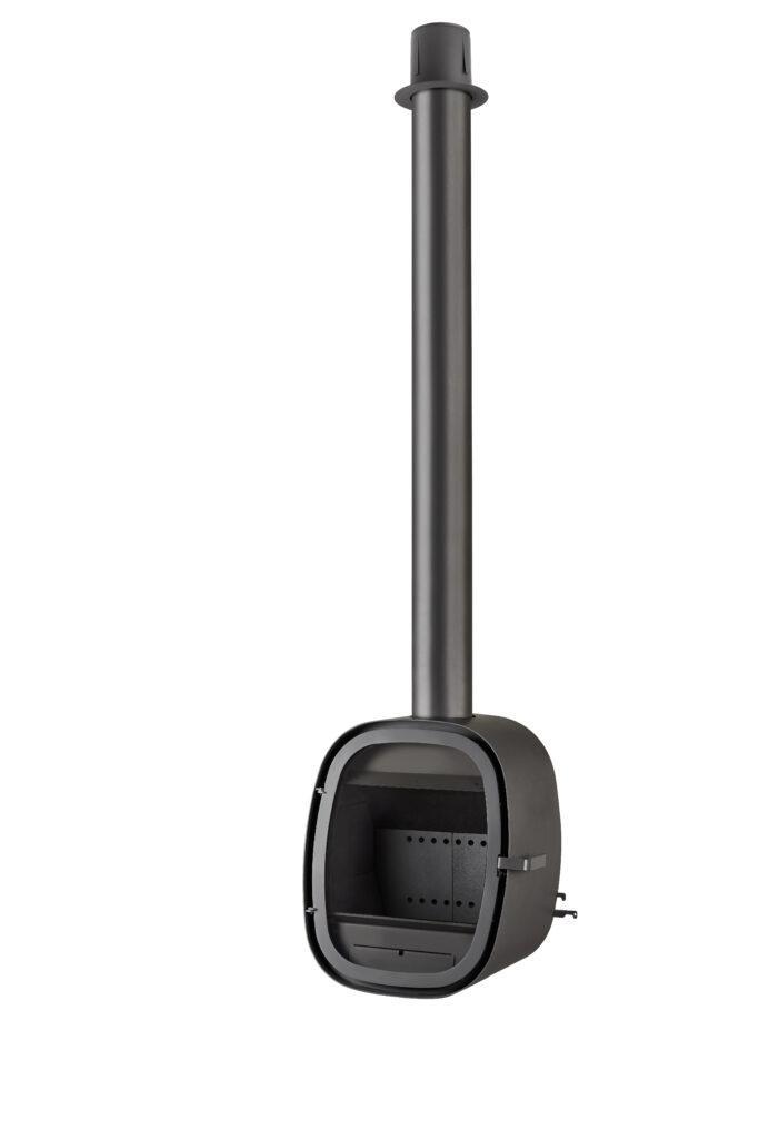 Stufe e climatizzatori - wave 110 air - Kalore & Benessere il clima ideale a casa tua, sempre - Camino OVAL